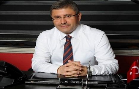 Hilmi Türkmen: cami