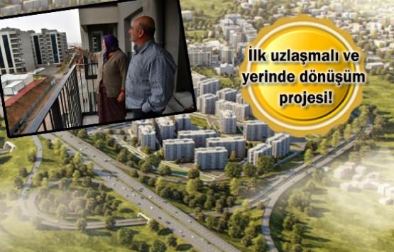 Uzundere 1. Etap kentsel dönüşümde evler teslim edildi!