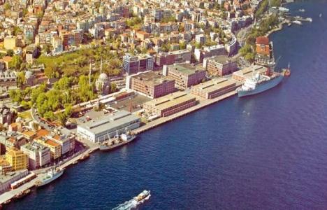 İstanbul Salıpazarı Kruvaziyer