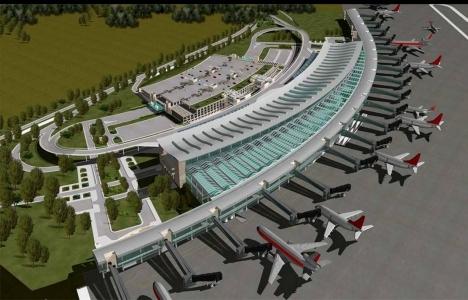 Antalya Havalimanı yeni verici istasyon binası yapım işi ihalesi 1 Aralık'ta!