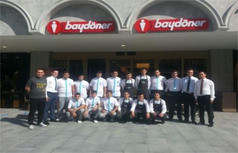 Baydöner İskender, Viaport