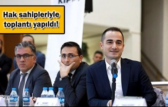 KİPTAŞ Eyüpsultan'da dev kentsel dönüşüme başlıyor!