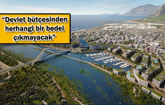 Kanal İstanbul'un proje bedeli 75 milyar TL!