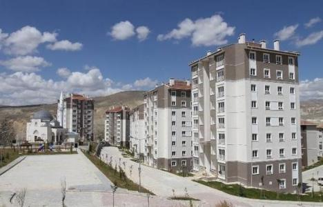 TOKİ Konya'da 509