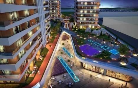 Mirage Residence Sur Yapı satılık daire!
