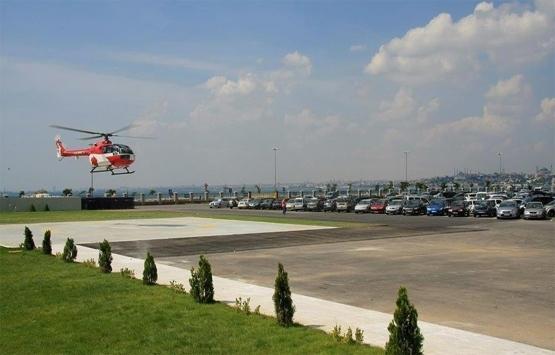 Büyükada'ya heliport geliyor!