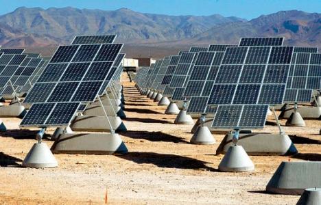 gaziantep Güneş Enerji Santrali projesi
