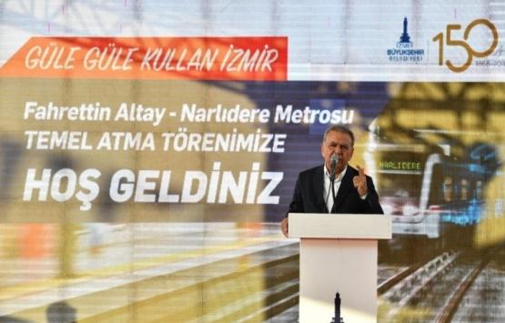 Fahrettin Altay-Narlıdere Metro