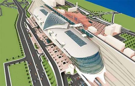 Ankara Hızlı Tren Garı'na 5 yıldızlı otel yapılacak!