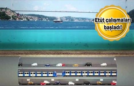 Üç Katlı Büyük İstanbul Tüneli'nin yapım ihalesi 2018'de!