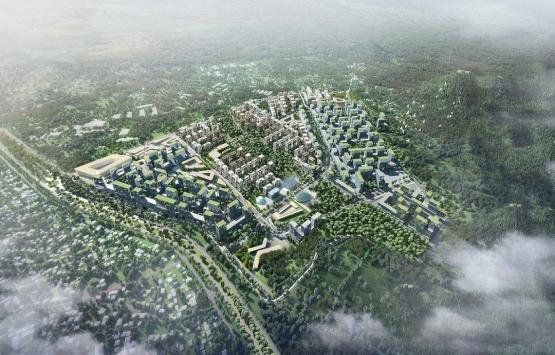 Sur Yapı Antalya projesinin temeli atıldı!
