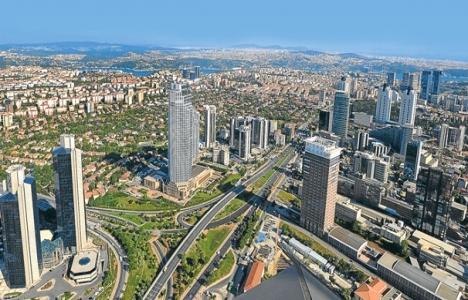 İstanbul'daki ofis alanı