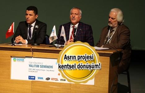 İzmir'de 45 milyon