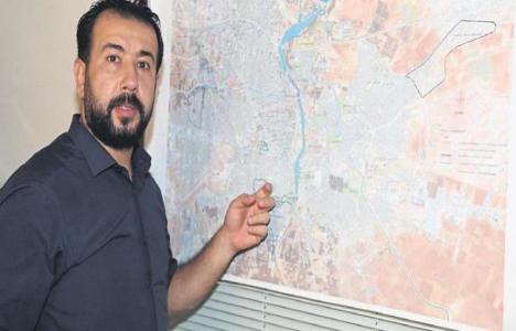 Adana'da 1.500 hektar alan imara kapalı durumda!