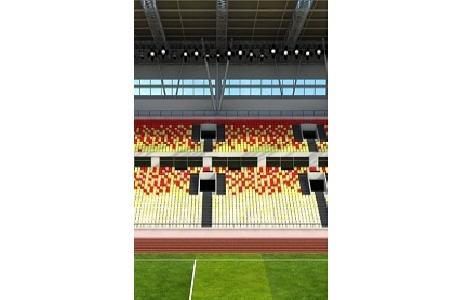 Malatya Arena Stadı'nda son hazırlıklar yapılıyor!