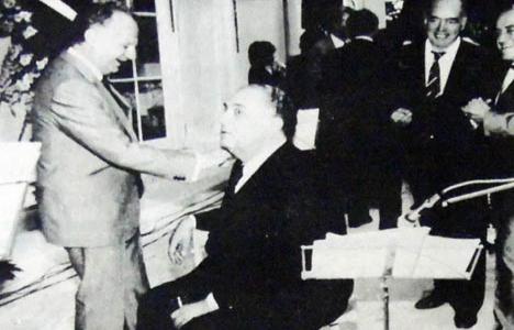 1984 yılında Hidiv