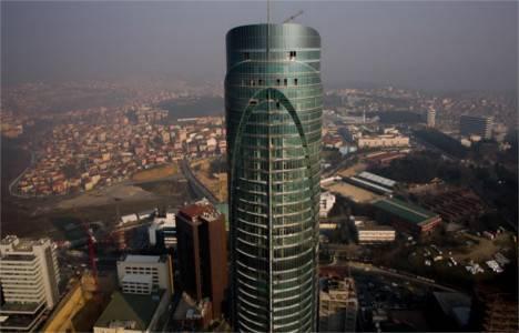 Spine Tower'ın inşaatında en sağlam beton türü C80 kullanıldı!