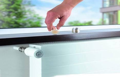 Termostatik vana ve oda termostatı yüzde 40 enerji tasarrufu sağlıyor!