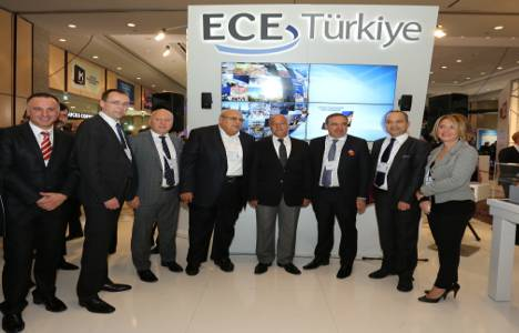 Ece Türkiye Afyon'daki Alışveriş Merkezi projesini tanıttı!