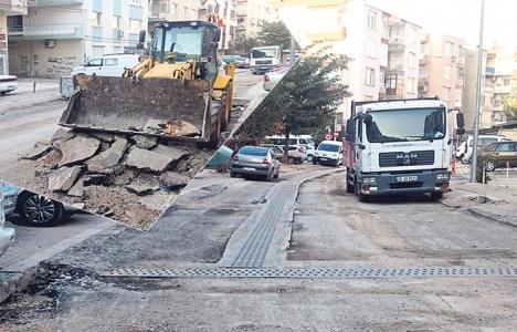İzmir Güzelyalı'daki yenileme çalışmaları tamamlanamıyor!