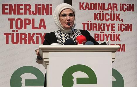 Emine Erdoğan Enerji