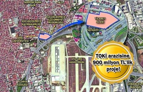 E5 Meydan Sefaköy projesi geliyor!
