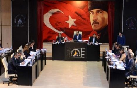 Muratpaşa Belediye Meclisi'nde imar konuşuldu!