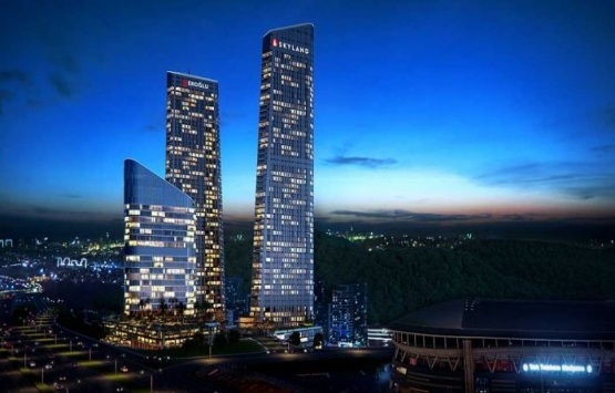 Skyland İstanbul'da yılsonu