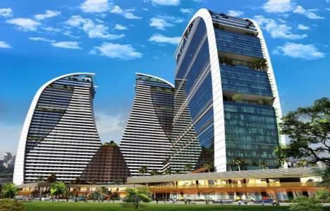 Sembol İstanbul projesinin inşaatı hızla devam ediyor!