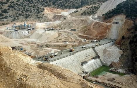 Ardıl Barajı Haziran 2016'da tamamlanacak!
