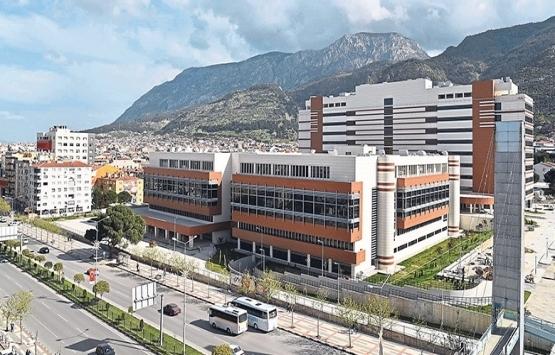 Şehir hastanelerinin kira