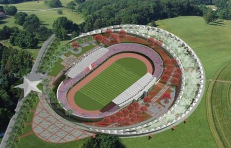 Karabük Ayyıldız Stadı uluslararası organizasyonlara açıldı!