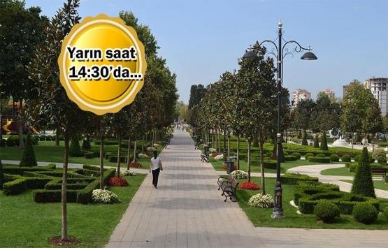 İstanbul'un o ilçesine yeni millet bahçesi müjdesi!