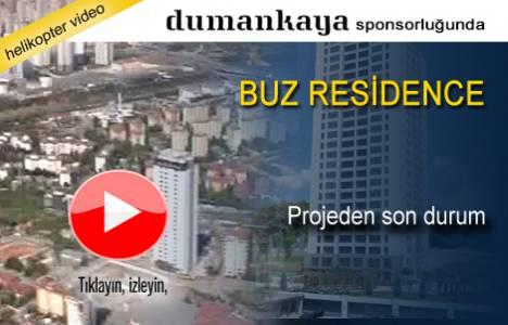 Buz Residence Ataşehir'in