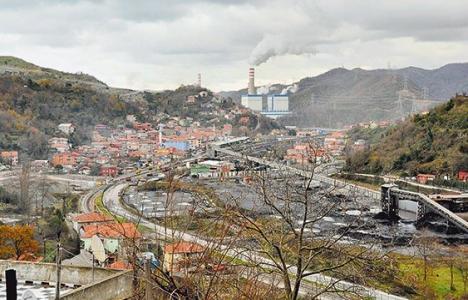 Zonguldak Çatalağzı'nda santral