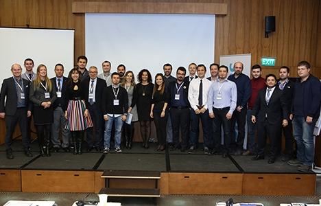 Siemens Bina Teknolojileri Bölümü Oda Otomasyonu Global Ürün Yönetimi Lideri Adrian Naef