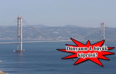 Osmangazi Köprüsü bugün