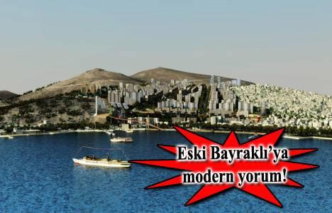 İzmir Bayraklı kentsel dönüşüm projesi 2013!