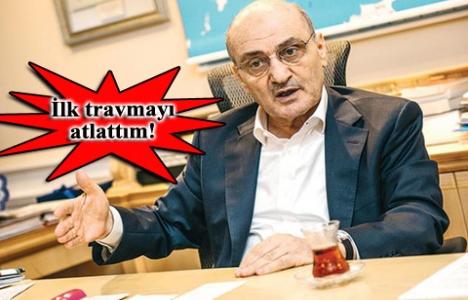 Eski Bakan Erdoğan