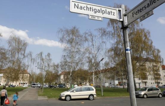 Almanya'da artan emlak fiyatlarına protesto!