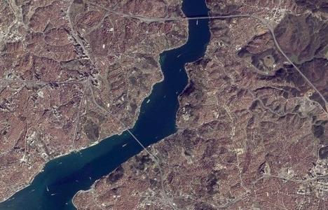 Göktürk-2'den Türkiye