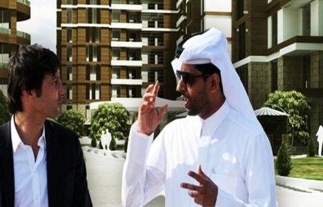 Arap yatırımcılar gayrimenkul