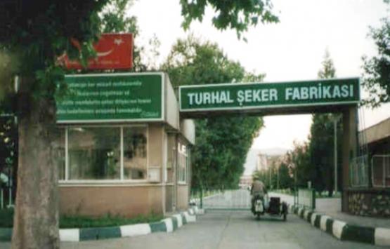 Turhal Şeker Fabrikası,