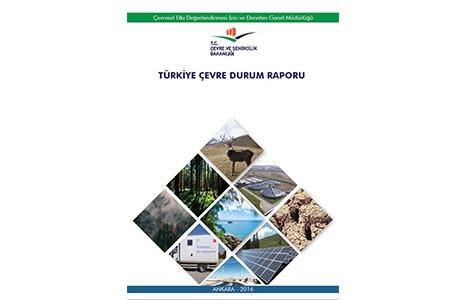 Türkiye Çevre Durum Raporu yayımlandı!