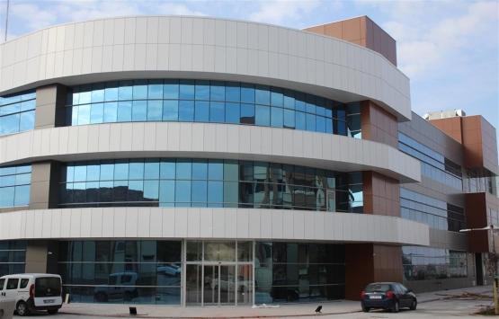 Nevşehir İl Sağlık Müdürlüğü'nün yeni binasında sona gelindi!