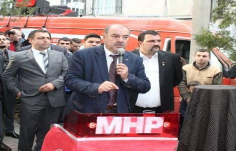 Murat Taşer: İzmir'in yüzde 40'ı kirada, 15 bin konut yapacağız!
