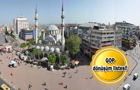 Gaziosmanpaşa'da dönüşüme turizm desteği!