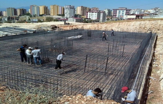 Kahramanmaraş Kentsel Dönüşüm Konutları'nın inşaatı başladı!