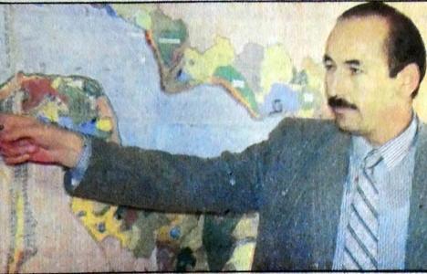 1985 yılında Boğaziçi'nde