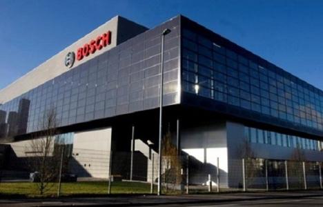 Bosch yatırım için